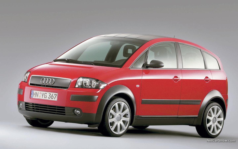 Audi A2 2003 623a332c