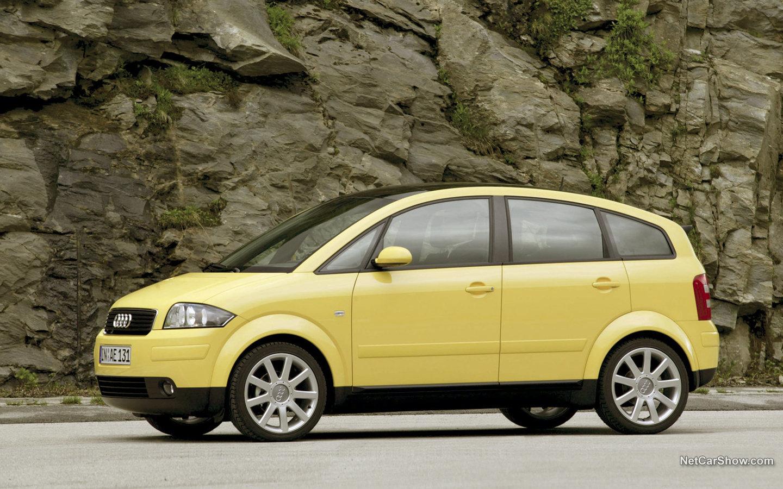 Audi A2 2003 8ad829ed