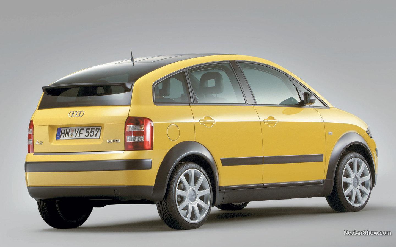 Audi A2 2003 af919294