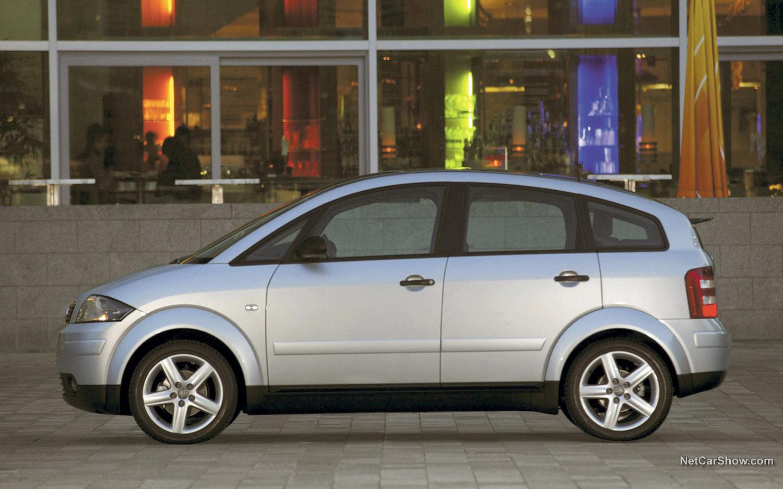 Audi A2 2003 b03235d1