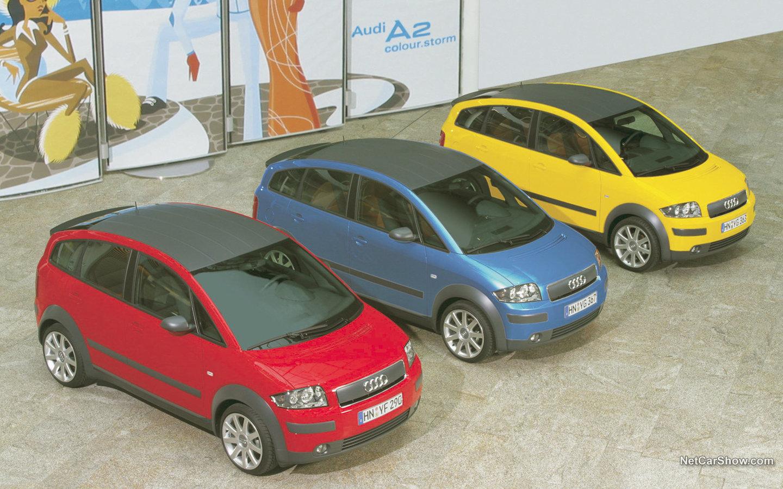 Audi A2 2003 ba3629ab