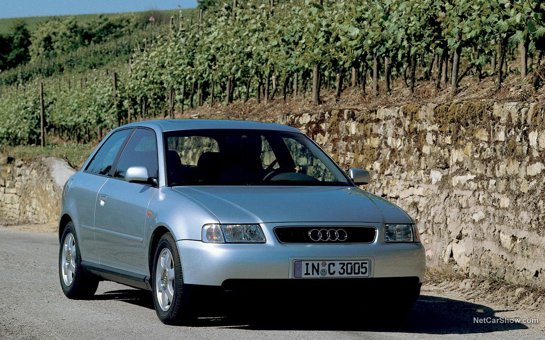 Audi A3 3p 1998 7289e945