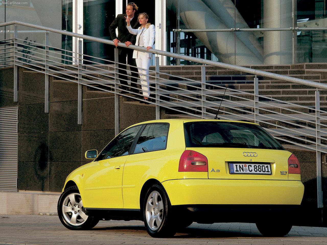 Audi A3 3p 1998 Audi-A3_3-door-1998-1280-08
