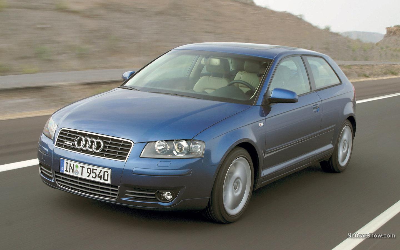 Audi A3 3p 3