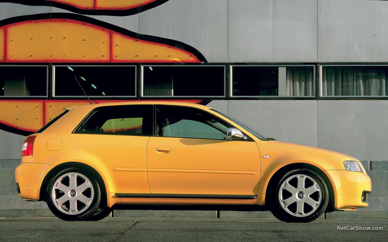 Audi A3 S3 2002 108a8373