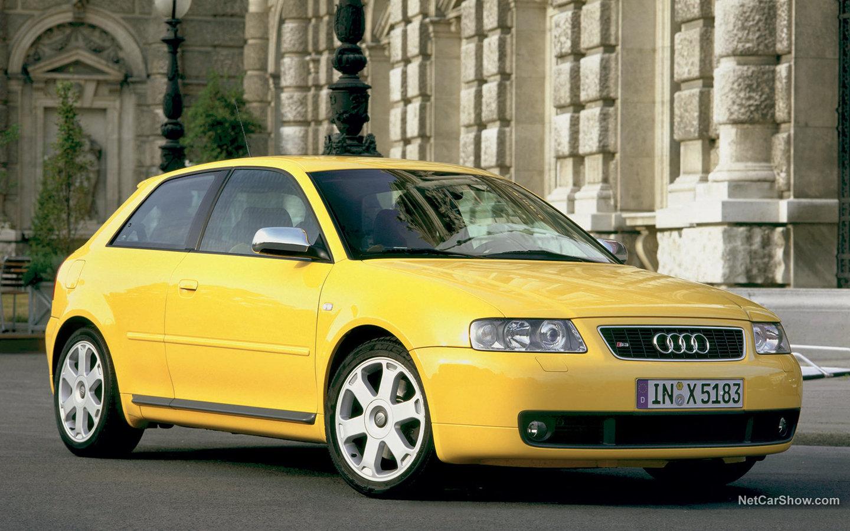 Audi A3 S3 2002 7d5b57fc