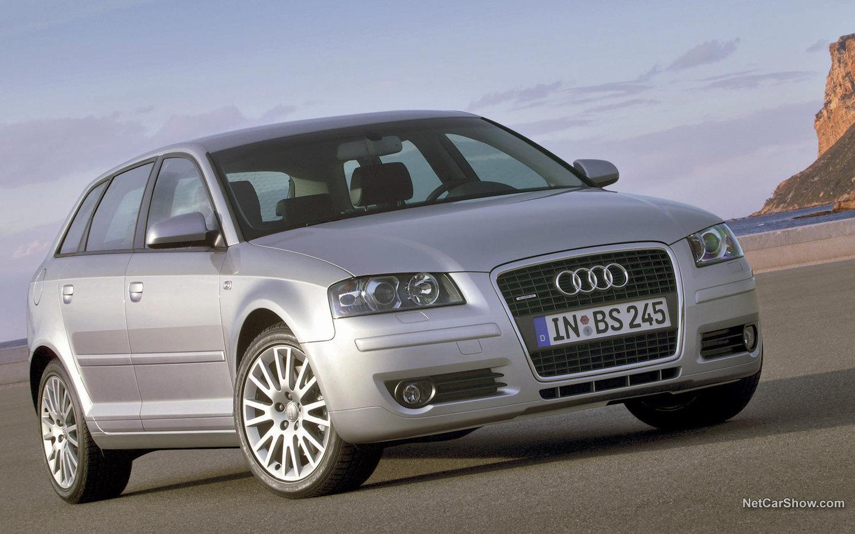Audi A3 Sportback 2004 14906f15