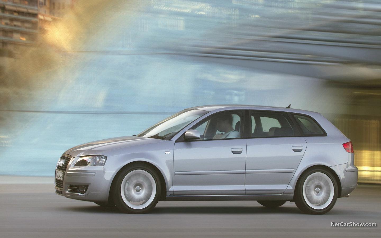 Audi A3 Sportback 2004 6d7ade99