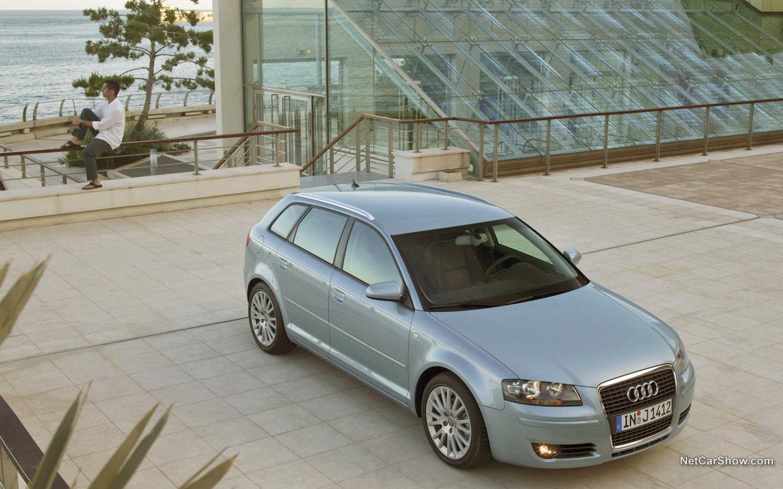 Audi A3 Sportback 2004 7638d8dd
