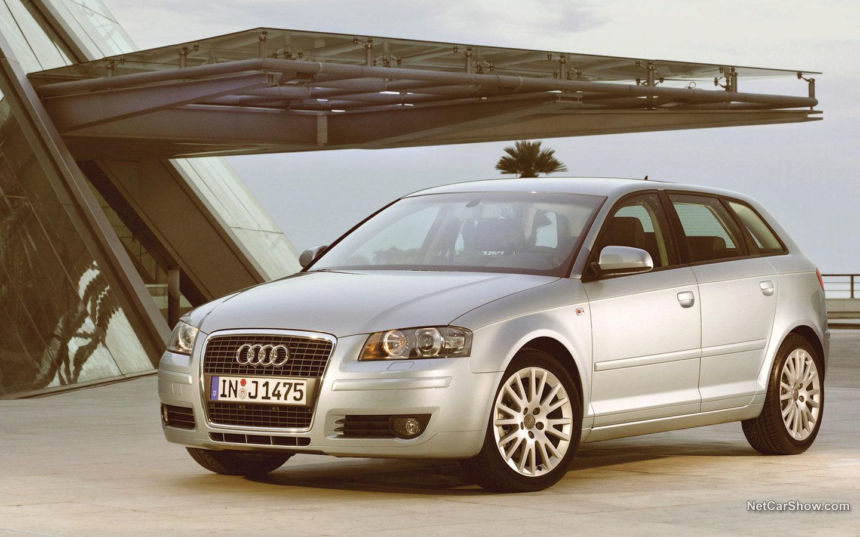 Audi A3 Sportback 2004 79c98745