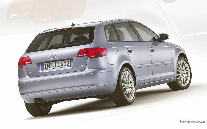Audi A3 Sportback 2004 f16d2578