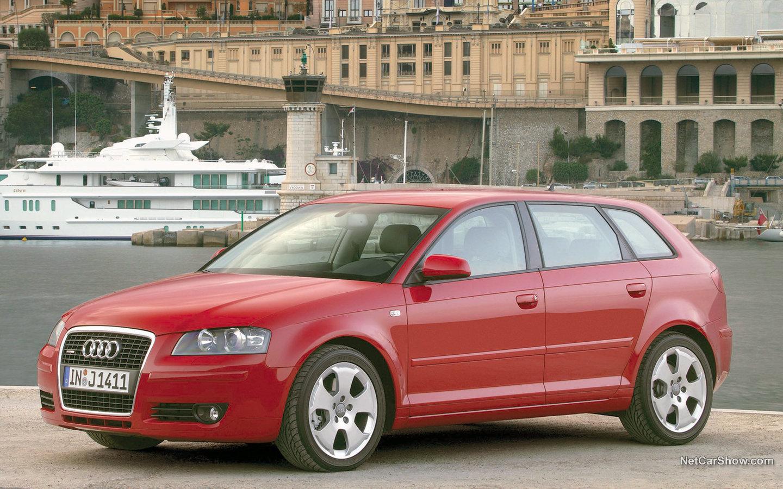 Audi A3 Sportback Quattro 2004 cb8dbecc