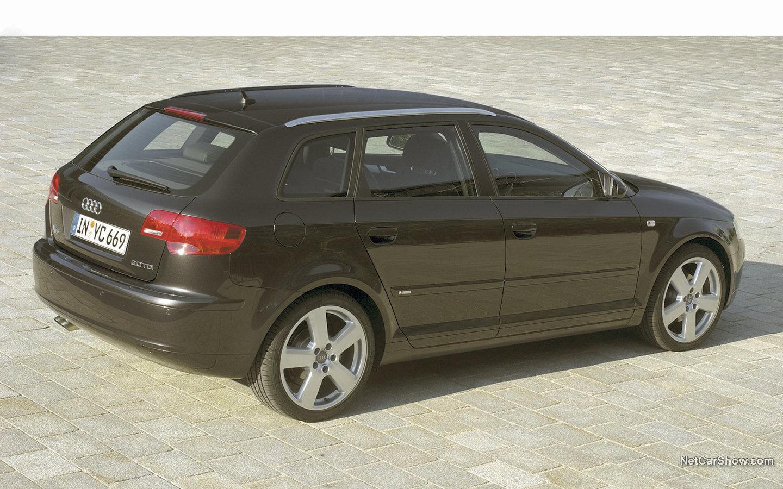 Audi A3 Sportback S-line 2004 72c24000