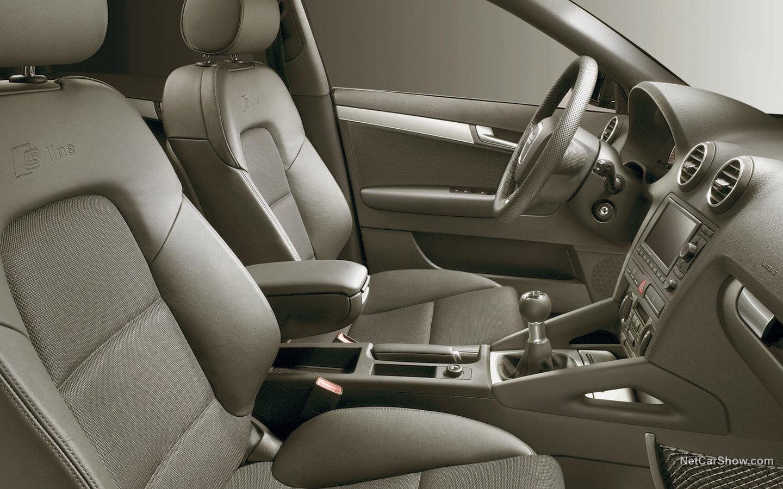 Audi A3 Sportback S-line 2004 b763a568