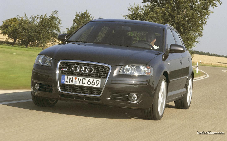 Audi A3 Sportback S-line 2004 cda955b8