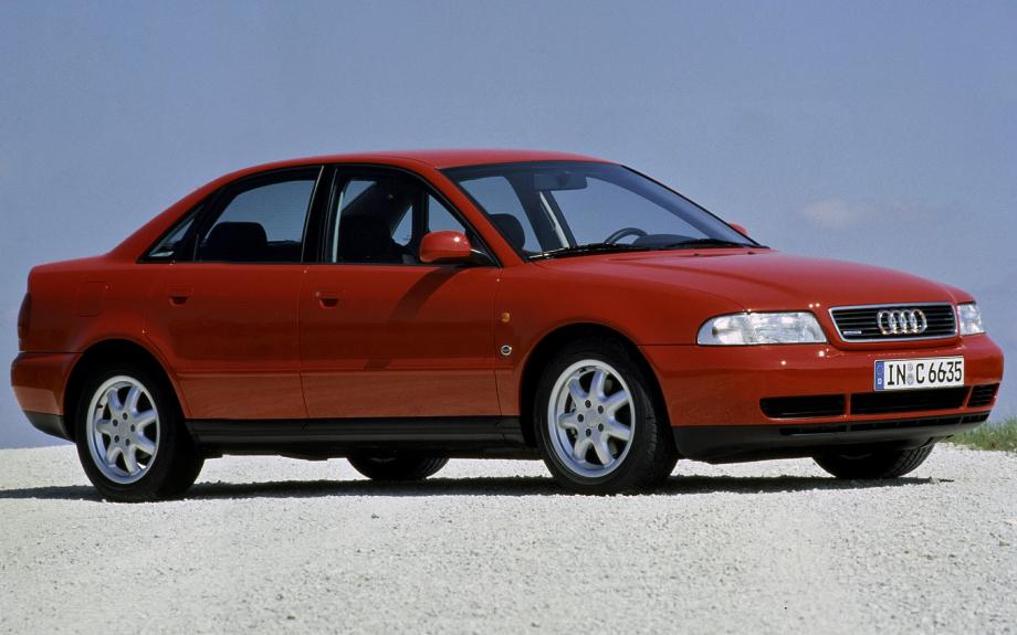 Audi A4 1994 carpixel