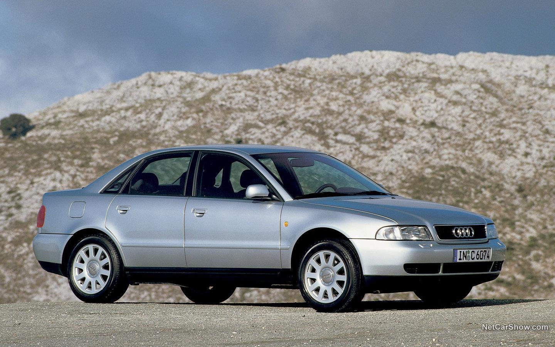 Audi A4 1998 1e43c254