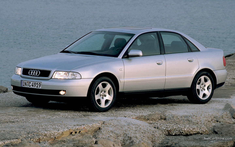 Audi A4 1998 35b9e649