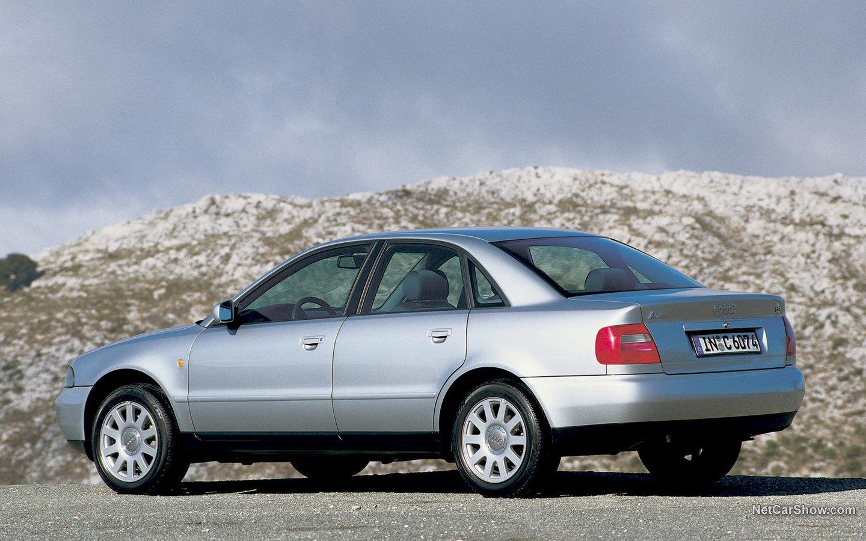 Audi A4 1998 5fe655a7
