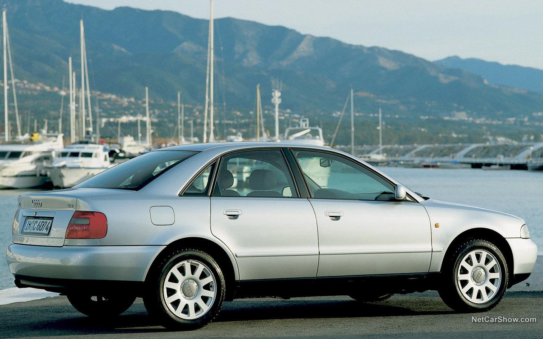 Audi A4 1998 bdc0c26a