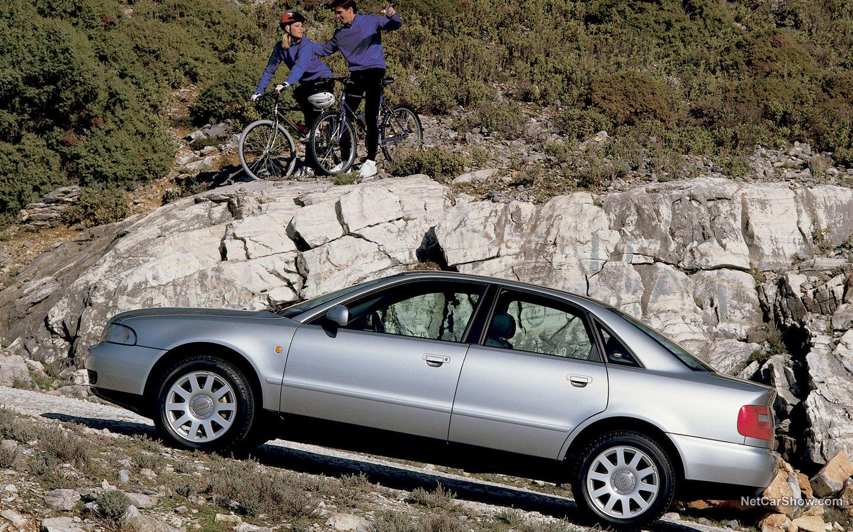 Audi A4 1998 de21d59a