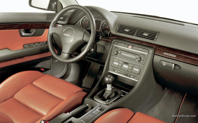 Audi A4 2001 0475b750