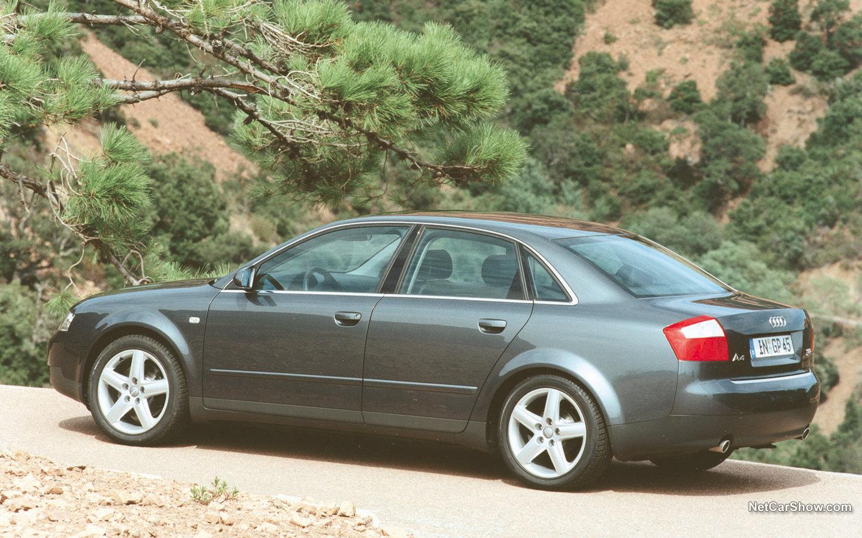 Audi A4 2001 160dc60f