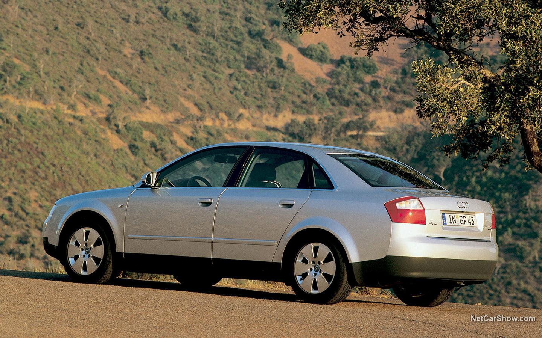 Audi A4 2001 34cfb281