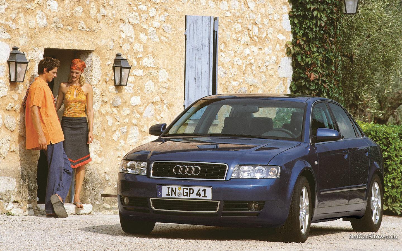 Audi A4 2001 5759d9ab