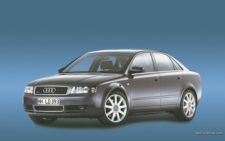 Audi A4 2001 7aa318b2