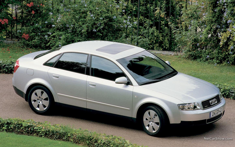 Audi A4 2001 ca0d7ef0