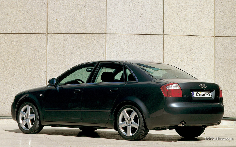 Audi A4 2001 e2ad6f52
