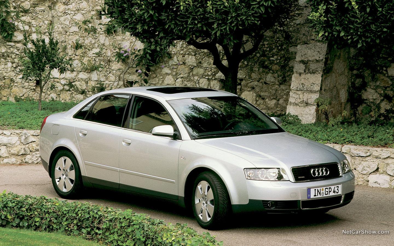 Audi A4 2001 f606c380