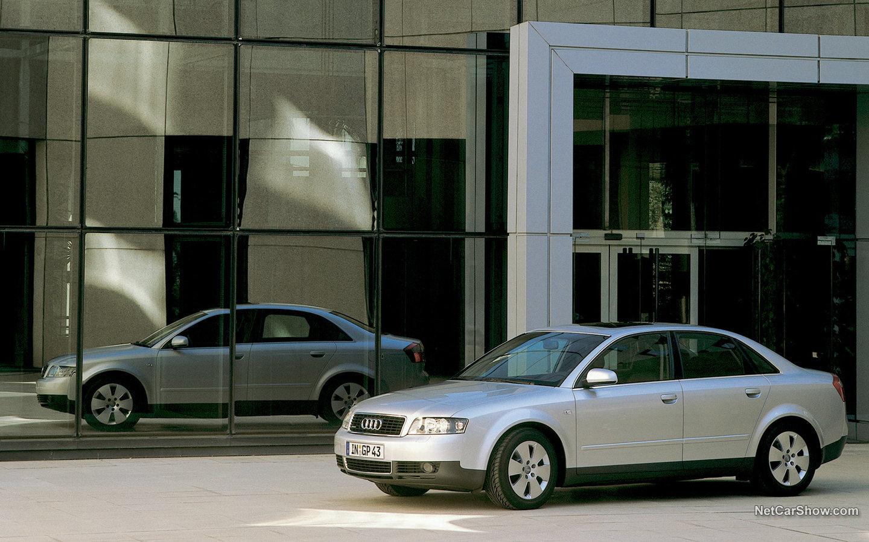 Audi A4 2001 f8953a32