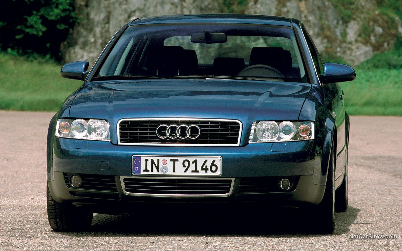Audi A4 2002 2ae24eed