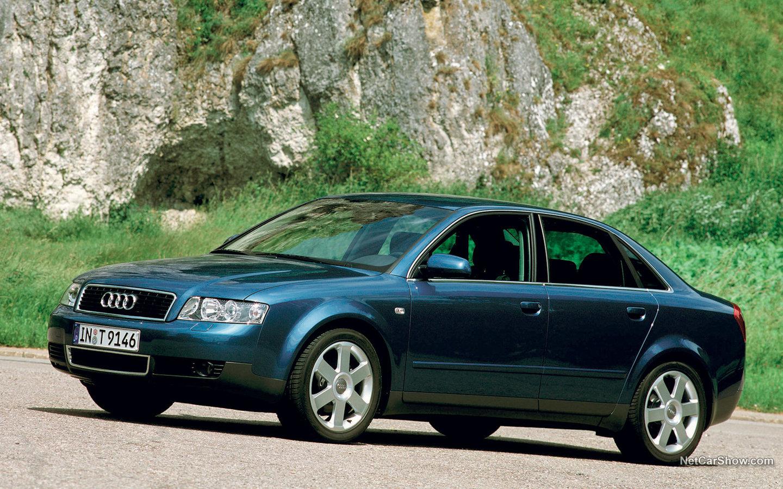 Audi A4 2002 62bc1cde