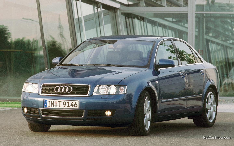 Audi A4 2002 68f2d61f