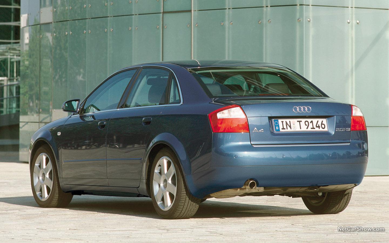 Audi A4 2002 c4f1c506