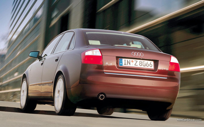 Audi A4 2002 f0f78462