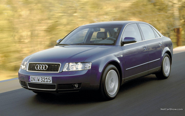 Audi A4 2003 2c2ceced