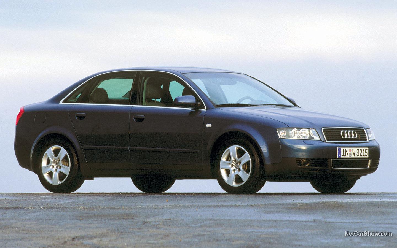 Audi A4 2003 bba19ba2