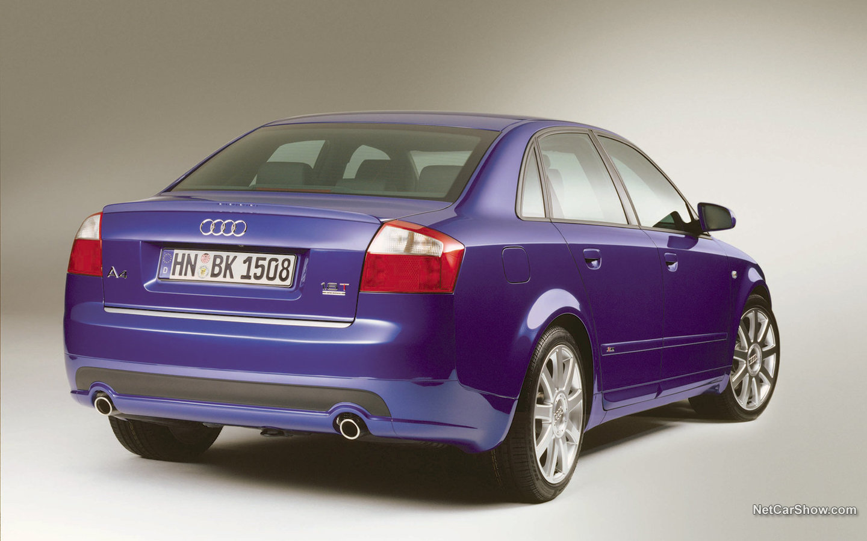 Audi A4 2003 e5c80e52