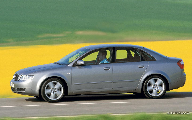 Audi A4 2003 faf9770d
