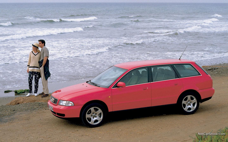 Audi A4 Avant 1998 0b2fb393