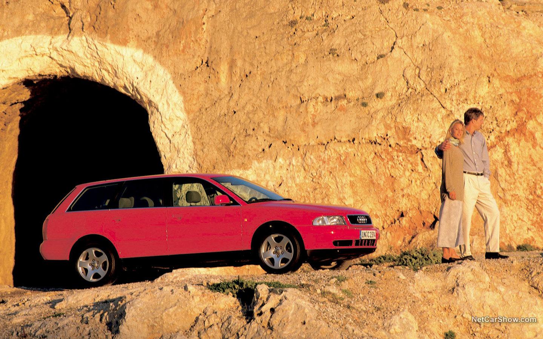 Audi A4 Avant 1998 188ec644