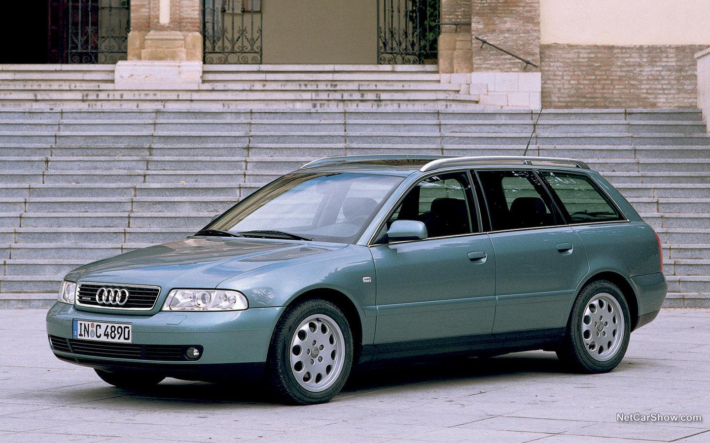 Audi A4 Avant 1998 1cfd6502