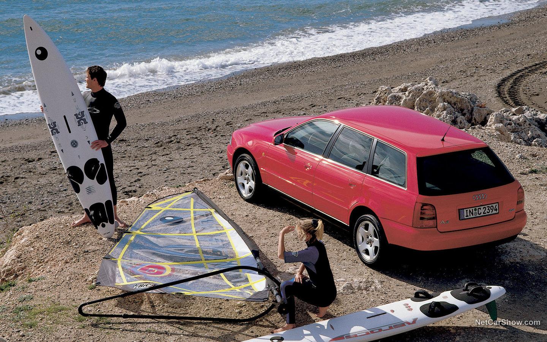 Audi A4 Avant 1998 9612751d