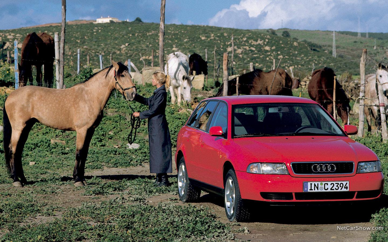 Audi A4 Avant 1998 aa9ea2c2