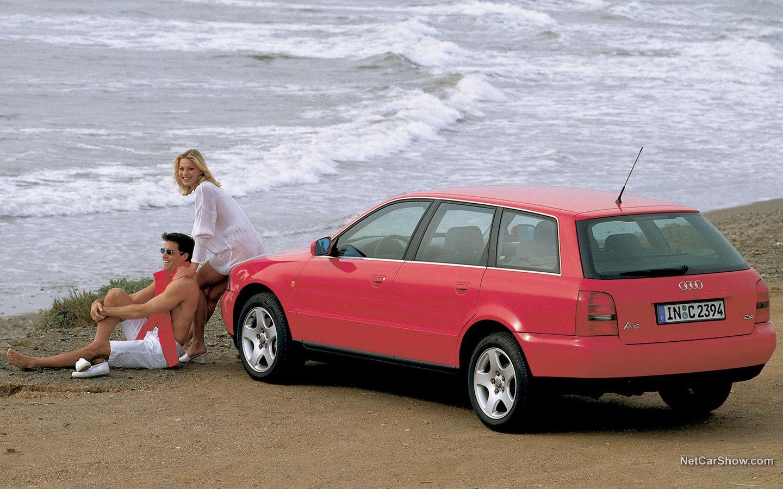 Audi A4 Avant 1998 bcea09c6