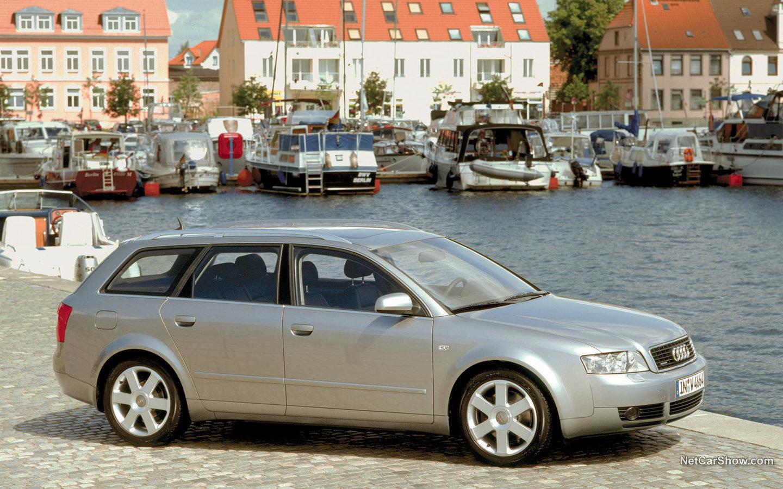 Audi A4 Avant 2001 20f9f8f0